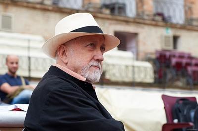 Il regista Pierluigi Pizzi