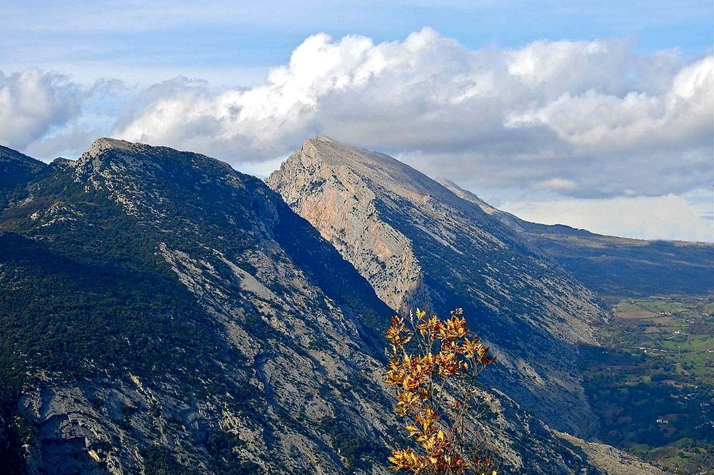 La Timpa di San Lorenzo, Parco Nazionale del Pollino - Ph. © Stefano Contin