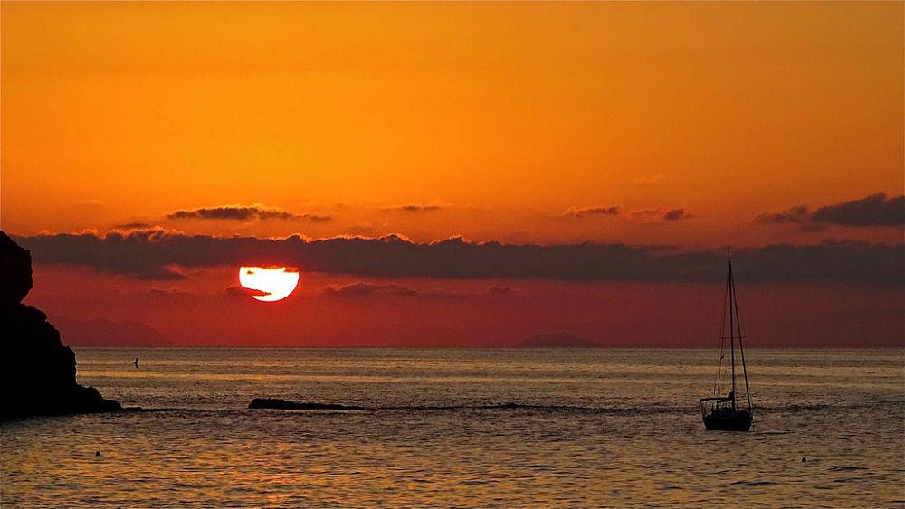 Tramonto a Tropea - Ph. © Stefano Contin