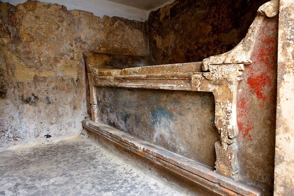 Scorcio della Tomba a camera di P.zza Pio XII, Taranto - Image by Taranto Sotterranea