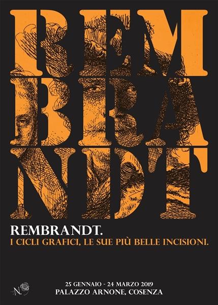 Rembrandt, i cicli grafici (Cosenza, 25 gennaio - 24 marzo)