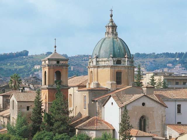 Scorcio del Complesso di San Domenico,  Cosenza