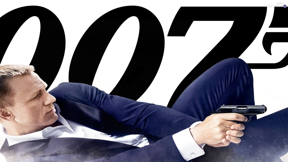 Daniel Craig in 007