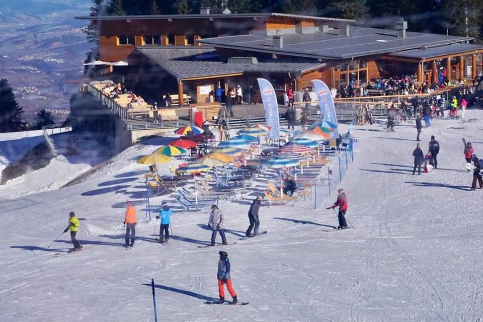 Echi d'estate calabro-lucana fra le nevi di Andalo (Trento)