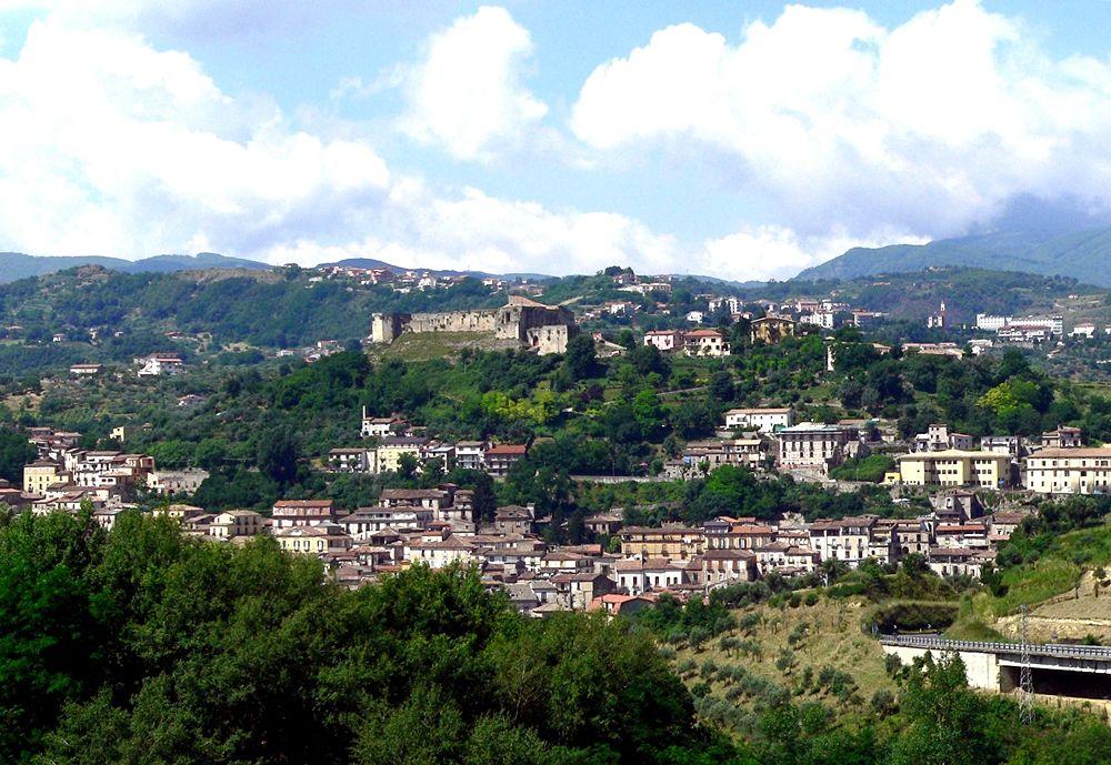 Veduta del centro storico di Cosenza - Ph. © Gianni Termine