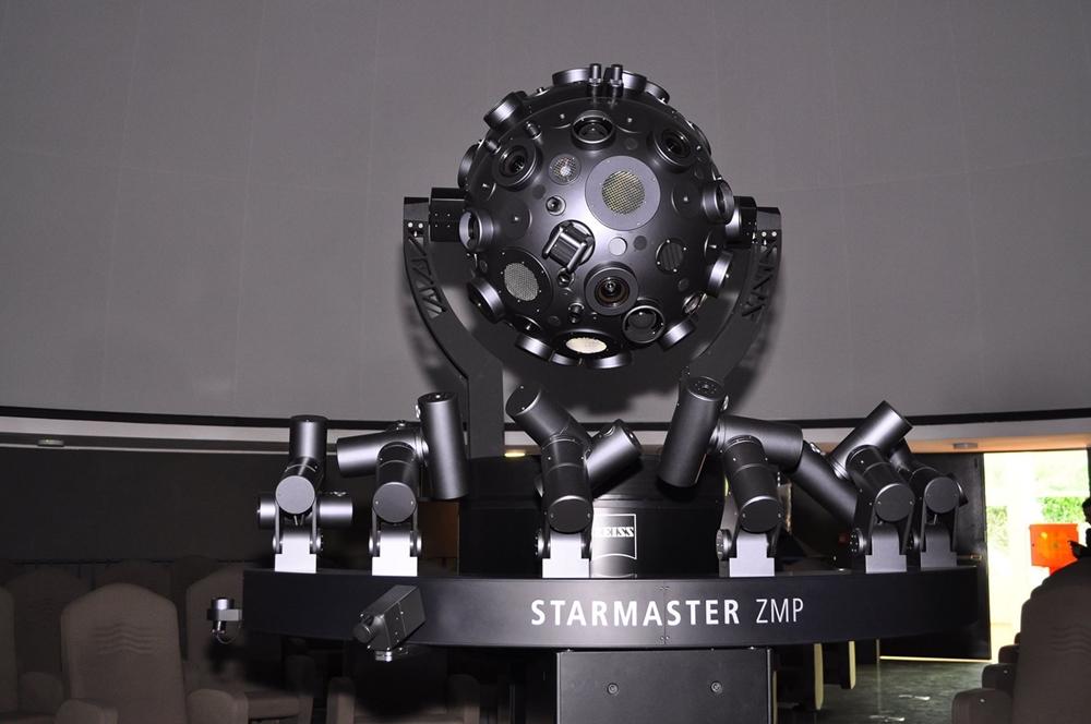 Starmaster ZMP della Zeiss, Planetario di Cosenza