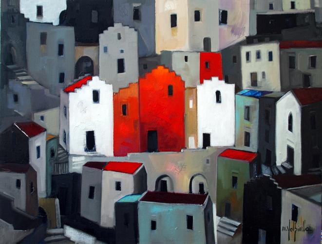 Michele Volpicella, he Narrow House (La Casa Stretta), 2014