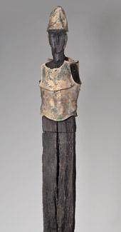Il Trofeo di armi, IV sec. a.C. di fabbricazione apula o italico-meridionale, Staatliche Antikensammlungen, Monaco