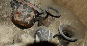 La Matera d'età ellenistica restituisce tomba con corredo funerario intatto