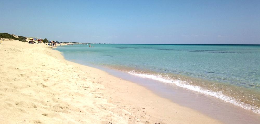 Scorcio della spiaggia di S. Pietro in Bevagna (TA) - Ph. Alberto Morrone | ccby3.0