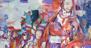 Al MaVi di Villapiana l'arte del palestinese Ahmed Abualrob