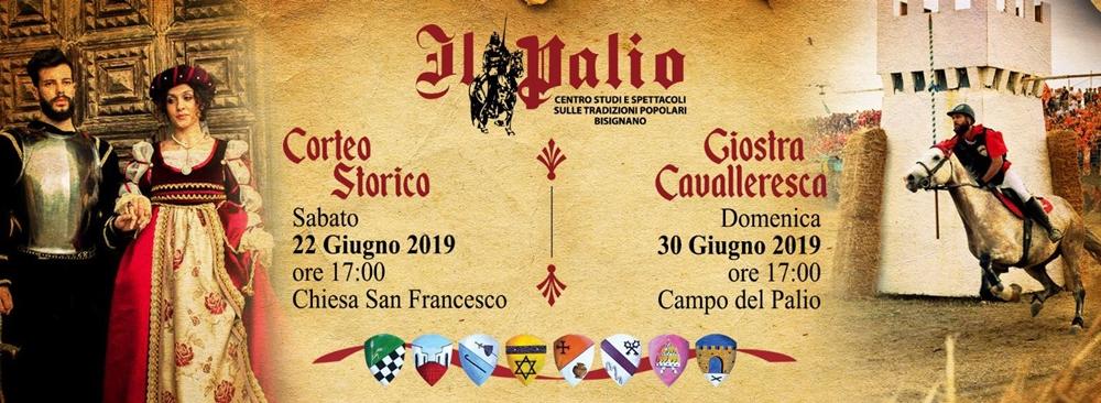 Palio del Principe (Bisignano 22-30 giugno 2019)