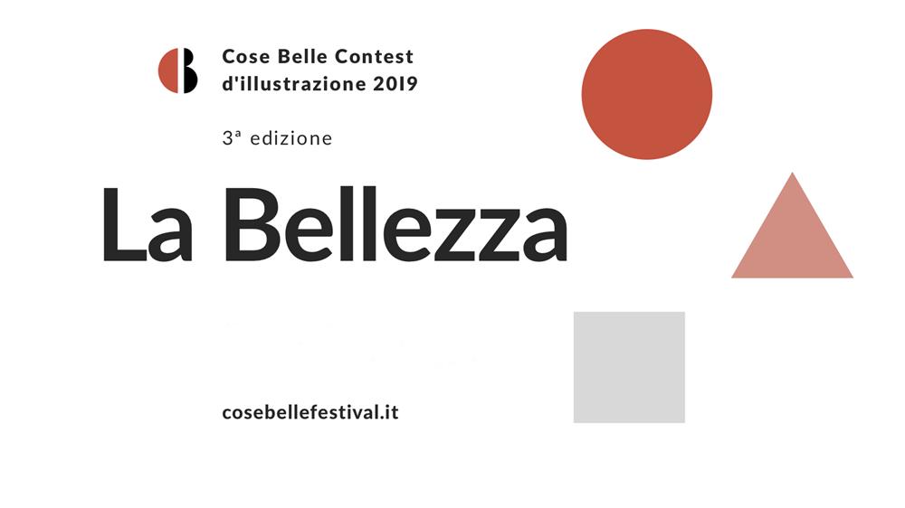 Cose Belle Contest d'Illustrazione, 3a edizione
