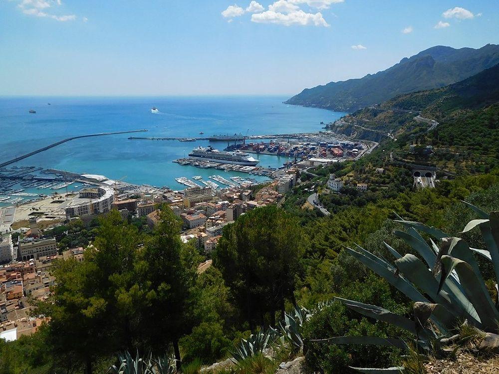 Scorcio di Salerno - Ph. Patrizia Peruzzini |ccby2.0