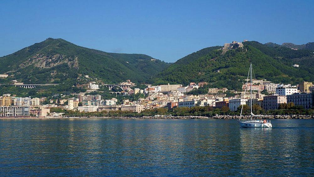 Veduta di Salerno - Leandro Neuman Ciuffo |ccb2.0