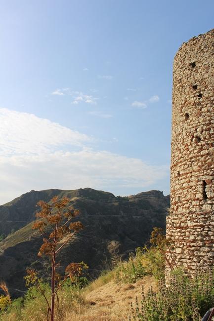 Torre di Pirgoli, nel quartiere della Giudecca, Bova (RC)