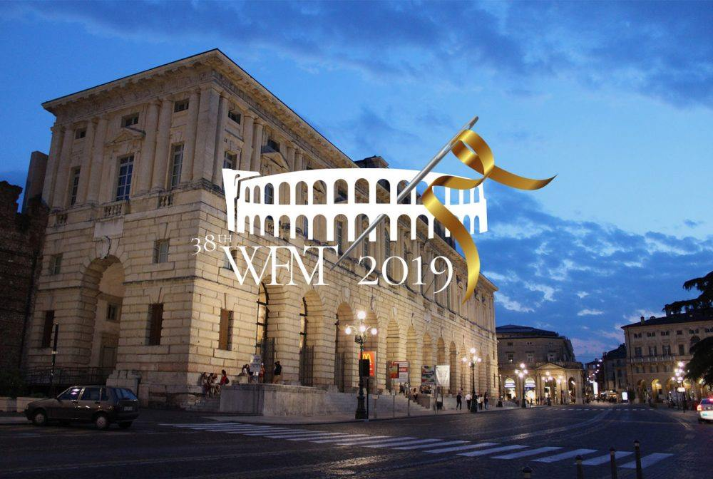 38th World Congress of Master Tailors (WFMT) , Verona