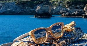 Arrivano dal Salento gli occhiali da sole in fibra di fico d'India e legno d'ulivo