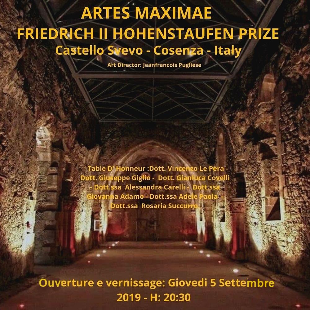 Artes Maximae (Cosenza, 5 Settembre 2019)