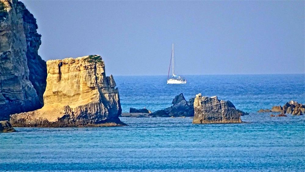 Il mare di Tropea (Vibo Valentia) - Ph. © Stefano Contin