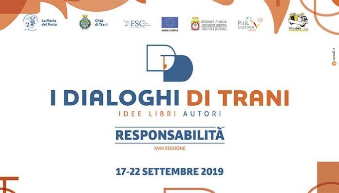I Dialoghi di Trani (17-22 settembre 2019)