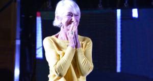 Amazing Mirren! A Trani l'attrice fra cinema, impegno civile e amore per la Puglia