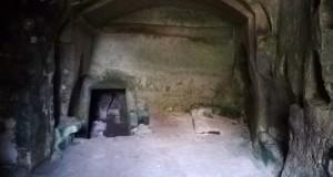 Scoperta a Matera una sinagoga rupestre, forse è la più antica d'Europa