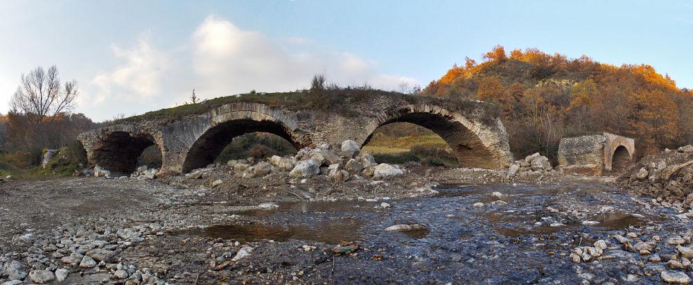 Scorcio del Ponte delle Chianche - Image source