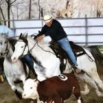 """Vittoria negli USA per il calabrese Stefano Battista, """"miglior cowboy del mondo"""""""