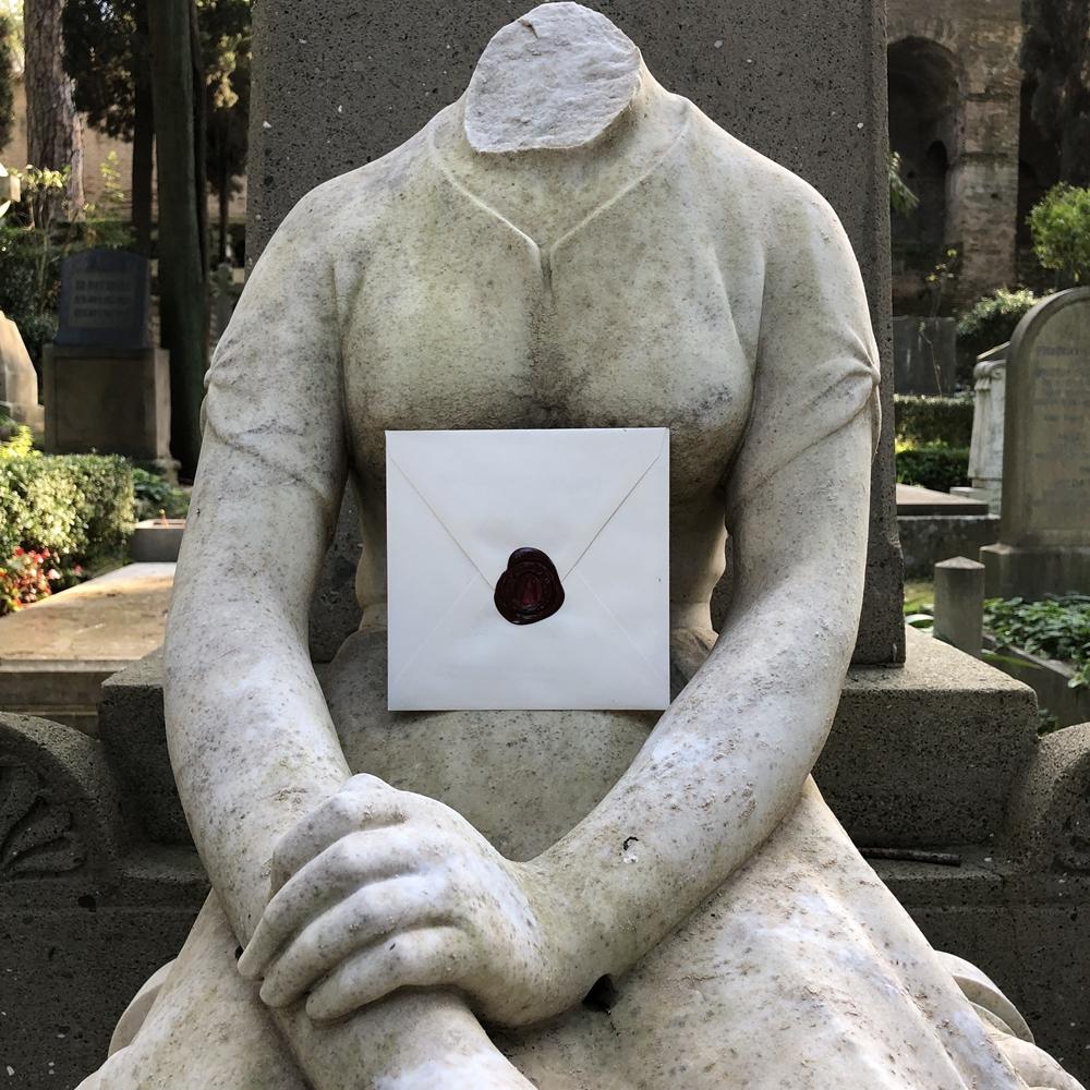 Angelo Gallo, Random Recipient - Mail to Rome 2018