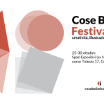 A Cosenza la 3a edizione del Cose Belle Festival, dedicato al mondo dell'illustrazione e del design