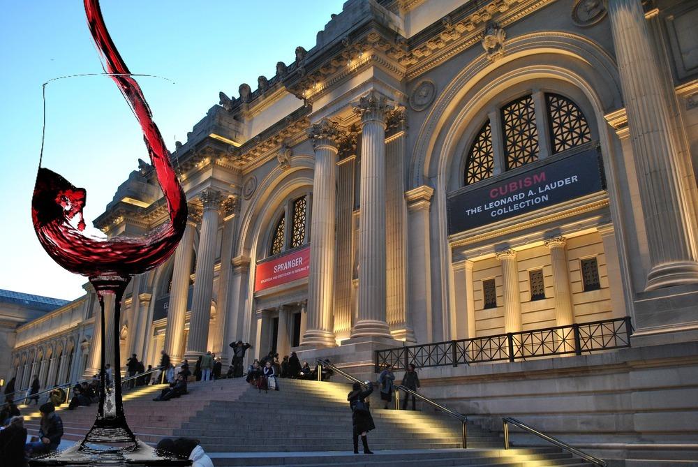 Il vino pugliese al Metropolitan Museum of Art, New York