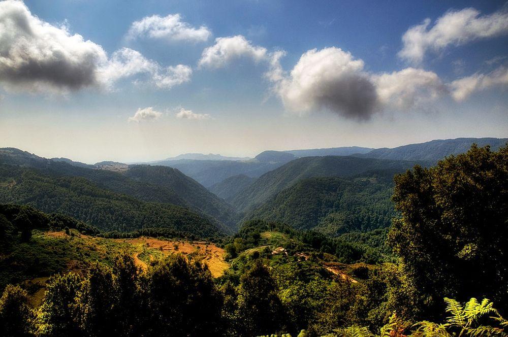Scorcio del Parco Nazionale dell'Aspromonte - Ph. Carlo Bonini