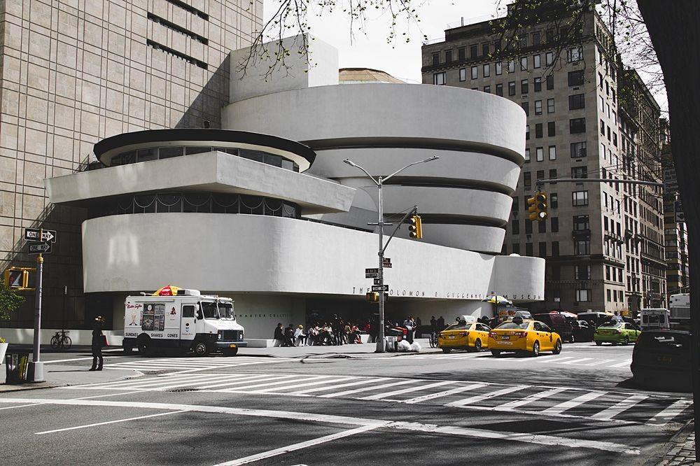 Guggenheim Museum, New York