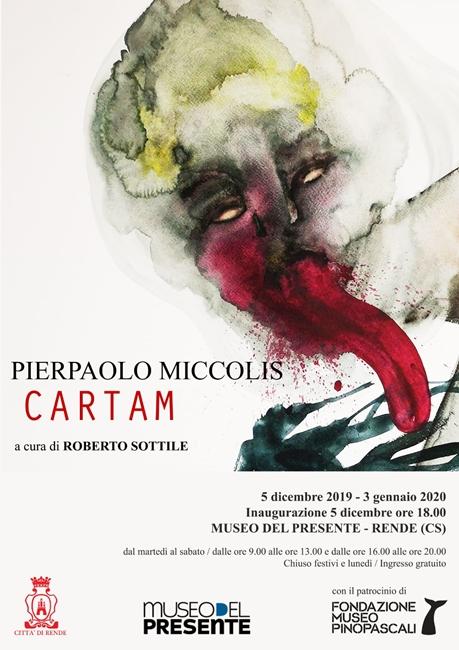 Pierpaolo Miccolis (Rende, 5 dicembre 2019 - 3 gennaio 2020)