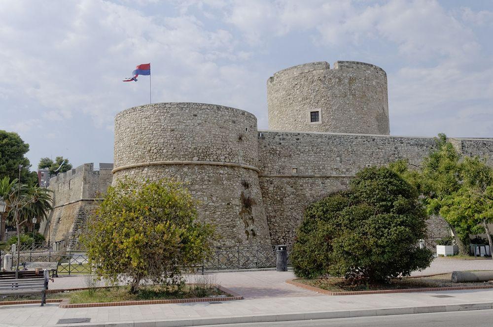 Castello Svevo-Angioino-Aragonese di Manfredonia (Foggia) - Ph. Ra Boe