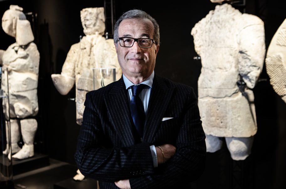 Lo storico dell'arte Roberto Concas - Image by Museo Archeologico Nazionale di Cagliari