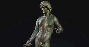 Quell'Apollo pompeiano che il Louvre vuole acquistare, mentre l'Italia resta a guardare