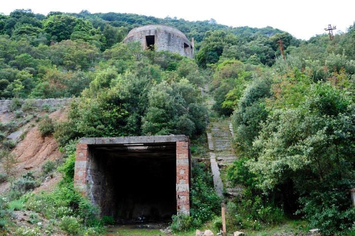 La miniera abbandonata di Barraxiutta, Domusnovas (Ca)
