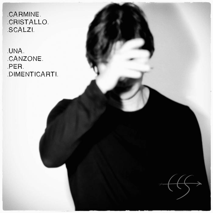 Una canzone per dimenticarti, copertina del singolo