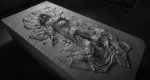 Il Figlio Velato: inaugurata a Napoli l'opera di JAGO dedicata alle vittime innocenti