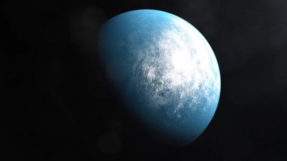 L'esopianeta TOI 700d - Image by NASA's Goddard Space Flight Center
