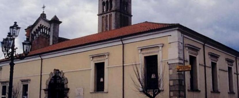 Scorcio del Museo Statale di Mileto (Vibo Valentia)
