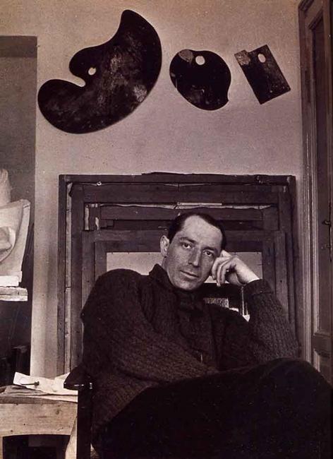 Umberto Boccioni nel 1914