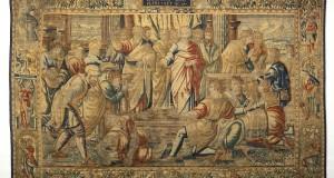Raffaello: una arazzo tratto dai suoi disegni prossimamente in mostra a Cosenza e Gerace