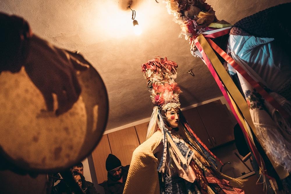 Primi passi di danza in casa - Ph. © Pierluigi Ciambra