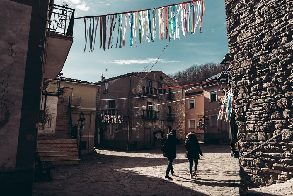 Scorcio di Alessandria del Carretto (Cs) - Ph. © Pierluigi Ciambra