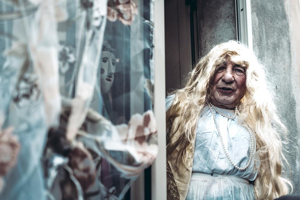 Maschera del carnevale alessandrino - Ph. © Pierluigi Ciambra