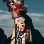 La Luce e l'Ombra: immagini del Carnevale di Alessandria del Carretto