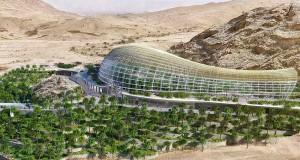 Il calabrese Nilo Domanico dirige i lavori del più grande giardino botanico del mondo